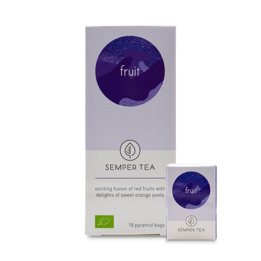 Té de frutas Infusiones de frutas Comprar Té Online Fruit Semper Tea