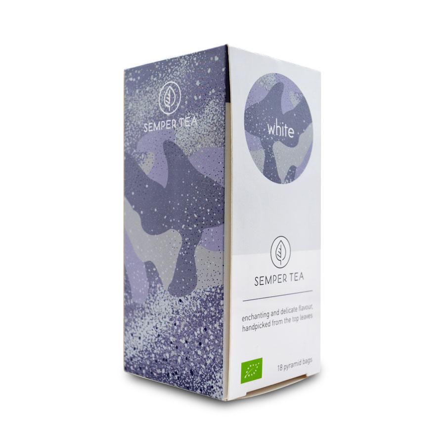 propiedades de té blanco azul donde lo venden piramide biodegradable semper tea