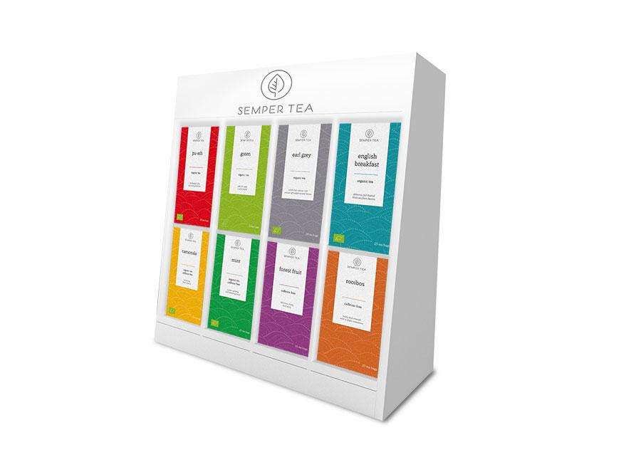 Pearl Collection - dávkovač na čajové sáčky