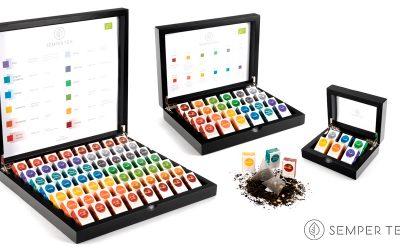 Semper Tea nueva marca en el mercado de los tés e infusiones gourmet