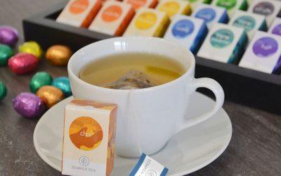Té Chai y té Blanco de primavera