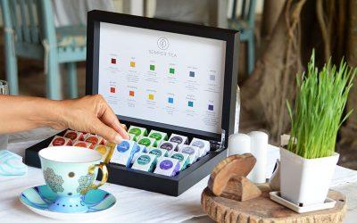 Semper Tea neue, kreative Teekonzepte für Hotellerie und Gastronomie