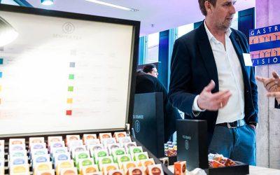 Semper Tea erstmalig als Tee-Marke auf der GastroVision 2018