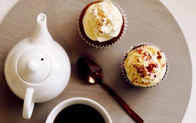 😀 Tolle selbstgemachte Muffins mit Oolong Tee in Bio Qualität