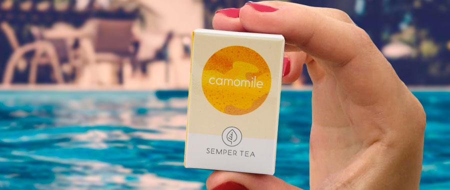 remedio casero leche con manzanilla para los ojos semper tea
