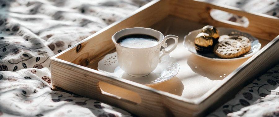 te azul El aperitivo perfecto para acompañar una buena taza de té