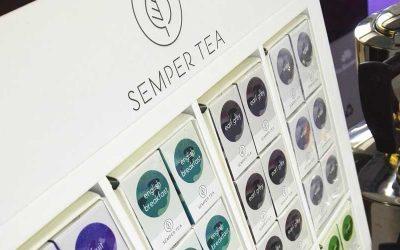 Mit Semper Tea die beste Lösung für Ihr Frühstücksbuffet