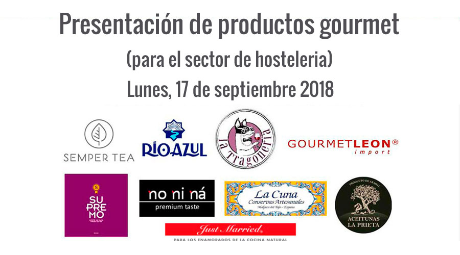 Presentación de Semper Tea – tés para el Canal Horeca en Sevilla