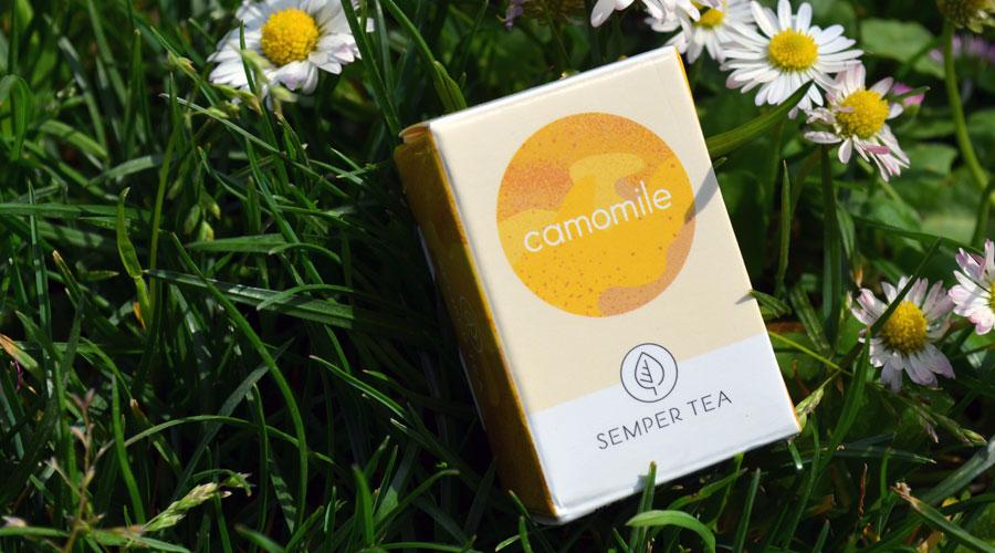 te aportará todos los beneficios de la naturaleza, ya que nuestro té manzanilla tiene el sello que garantiza su procedencia ecológica