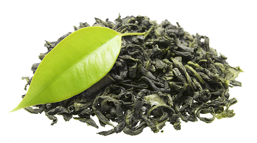 Los componentes del té verde que combaten el estrés