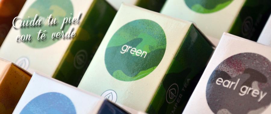 Relájate, hidrata tu piel y disfruta del té verde y sus beneficios con Semper Tea