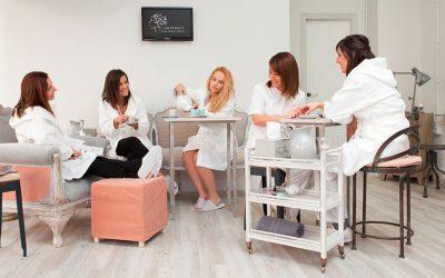 ♛ Krönen Sie Ihre neue Geschäftsidee: Semper Tea im Schönheitssalon