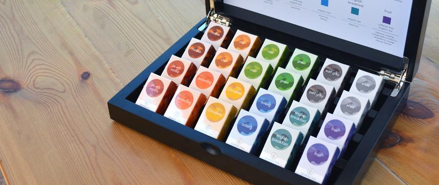 Nuestro ingrediente secreto es el té negro orgánico semper tea