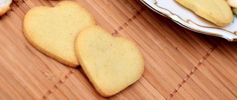 selbstgemachte kekse mit oolong tee semper tea