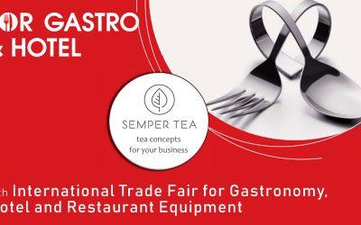 Viajamos desde Sevilla al corazón de Europa Semper Tea en Praga