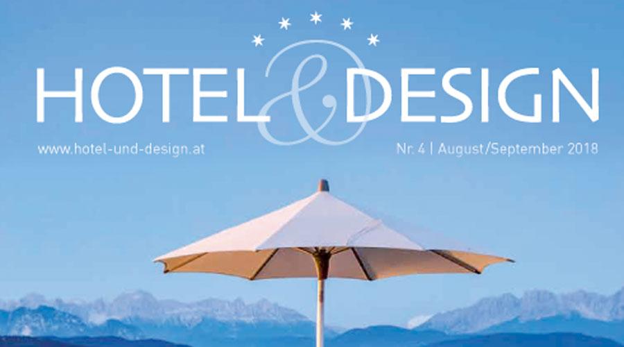 So fasst das österreichische Fachmagazin HOTEL&DESIGN seine Zielgruppe zusammen. Sehr treffend formuliert finden wir von Semper Tea und freuen uns über den Artikel über unsere Coral Collection in dem Magazin.