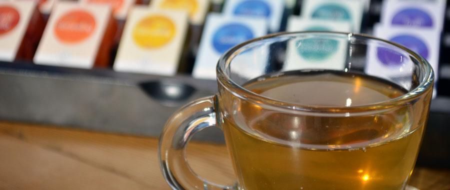 Kamillentee lindert die innere Unruhe beruhigt die Nerven Semper Tea