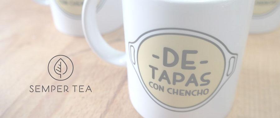 Nos alegramos que los productos de Semper Tea y la historia de las personas que componen este equipo hayan llamado la atención de este bloguero.