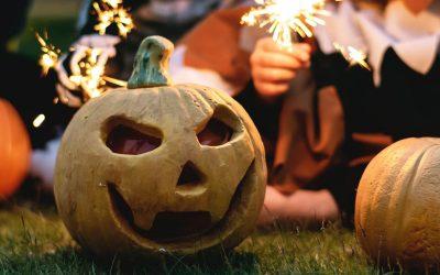Ideas originales para disfrutar de un Halloween té-rrorifico ?