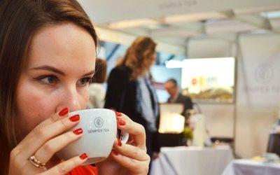 Semper Tea in Girona auf der Messe FORUM Gastronomic