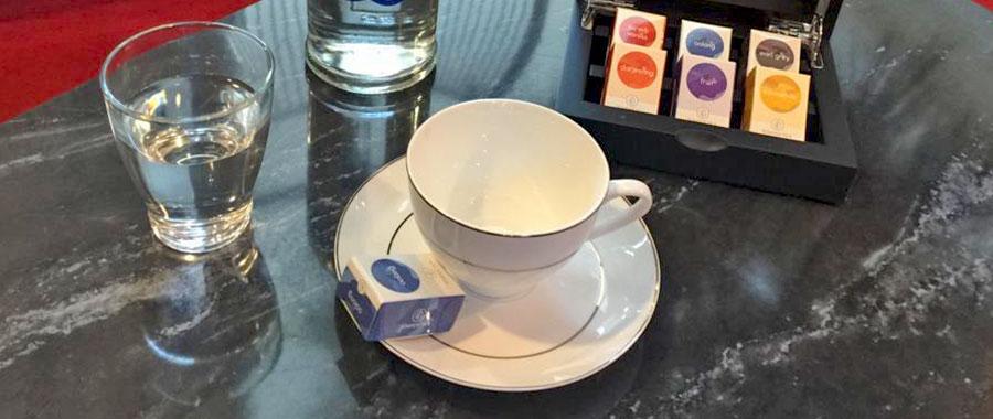 Die Wasserhärte - Weiches Wasser für ein sanftes Tee Aroma