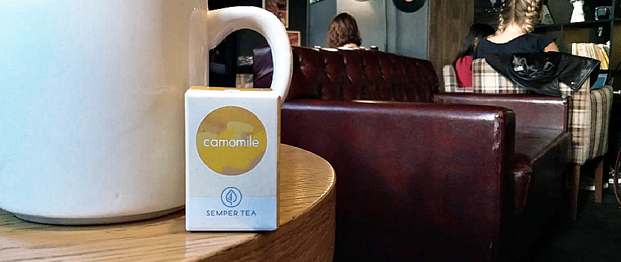 semper tea in coworking cafes in europa