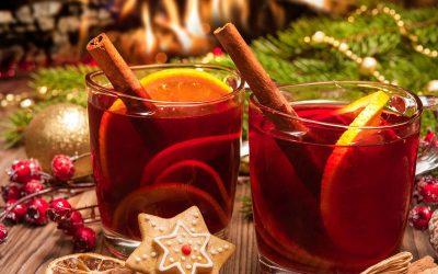 Ponche con té blanco para darle la bienvenida al nuevo año 2019