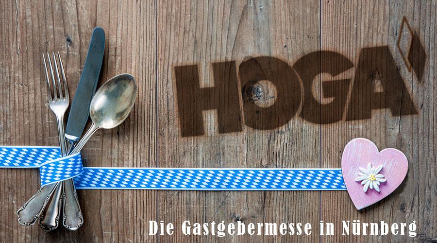 Semper Tea stellt auf der Gastgebermesse HOGA in Nürnberg aus 😉