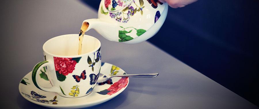 So werden Sie sogar den höchsten Teeansprüchen Ihrer Gäste gerecht.