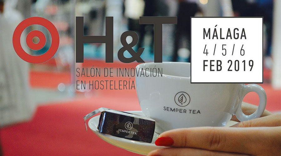 Semper Tea en la vigésimo primera edición de la feria malagueña H&T