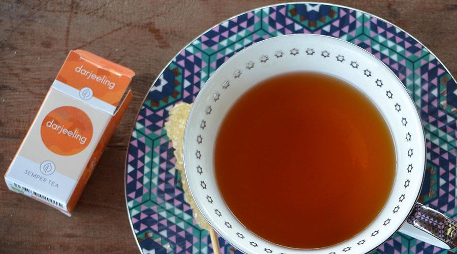 tes e infusiones ecologicas para hostelería semper tea