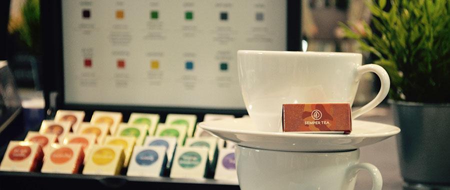 ¡¡¡ Tómate una taza de té con el equipo de Semper Tea y Naturdis !!! ….te esperamos.