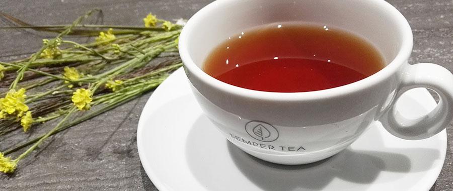 erkrankungen atemwege verspricht tee linderung naturdis semper tea