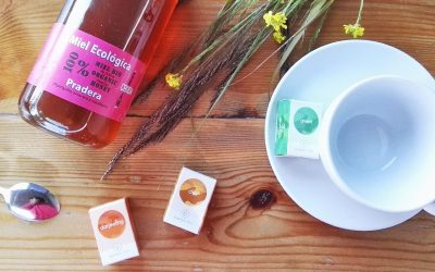 Organic tea with honey a concentrated load of health against the flu