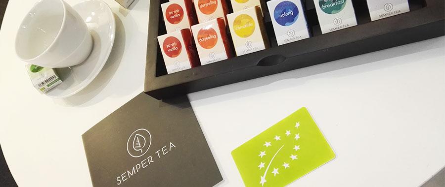 detalles para presentacion tes para restauracion salon gourmet semper tea