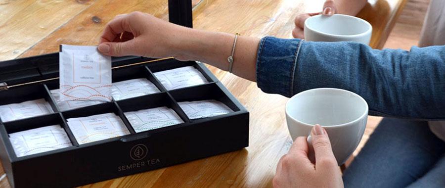 naturaleza taza te infusiones ecologico restaurante naturdis semper tea