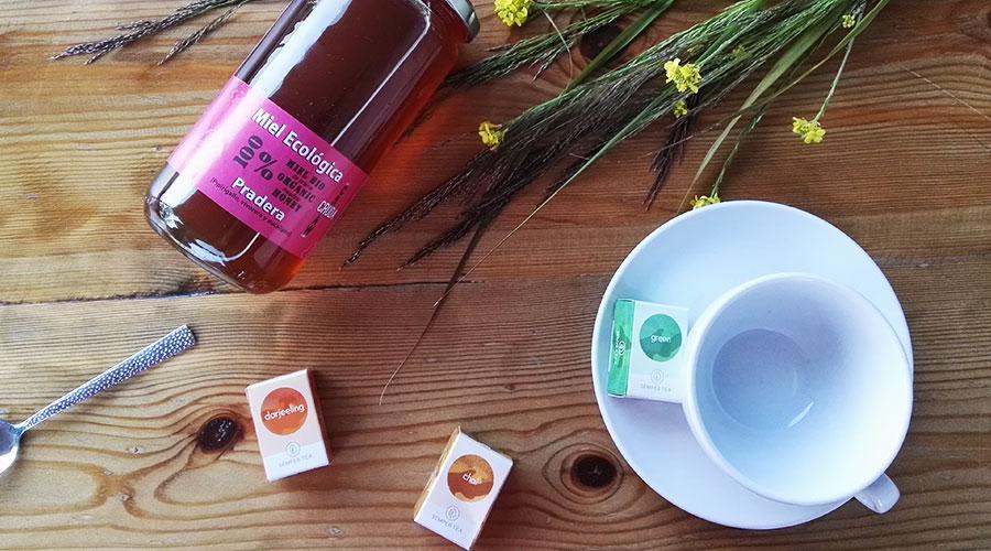 Té con miel una fuente de salud para combatir la gripe y el resfriado