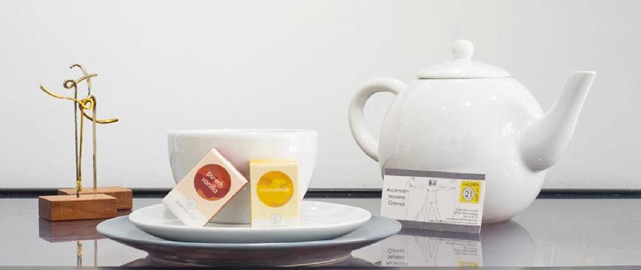 tes e infusiones para bares y restaurantes en evento exclusivo salon gourmet semper tea