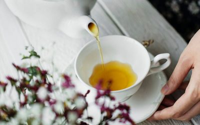 El té – Alternativa ideal – Café descafeinado no significa libre de cafeína