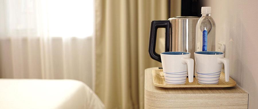 koffeinfreie teesorten in der hotelbranche in seinem hotelzimmer semper tea