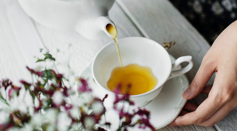 Decaffeinated is not just caffeine free – tea the healthier alternative