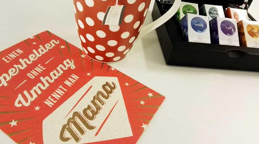 Regala tés y chocolates – Regalos para el Día de la Madre