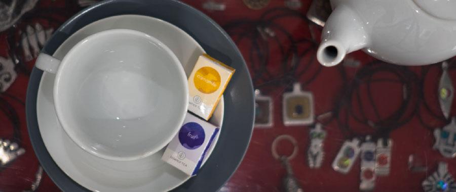gruener tee matcha schwarzer tee fuer restaurant kaufen semper tea