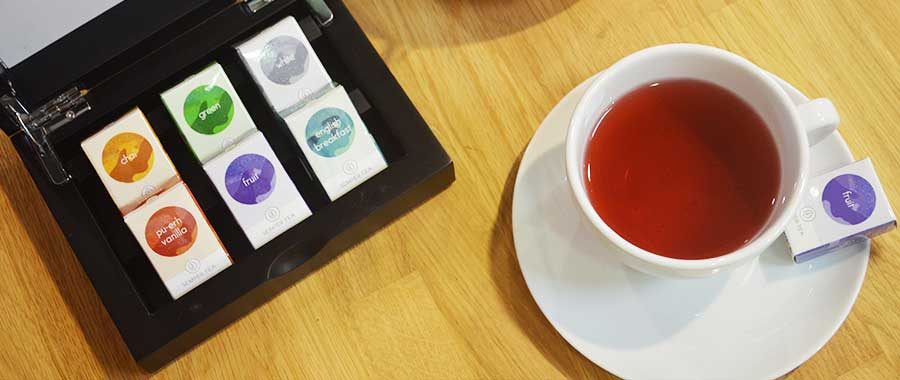 sabores de tes 100por100 organico para hosteleria gourmet leon semper tea