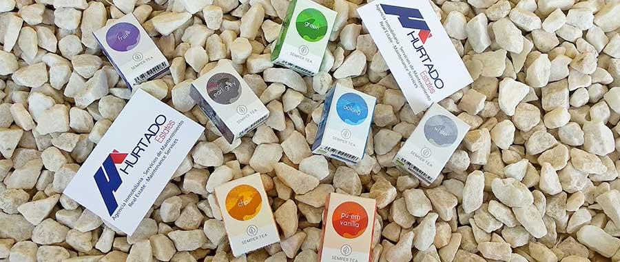 tés e infusiones en oficinas hurtado estates semper tea