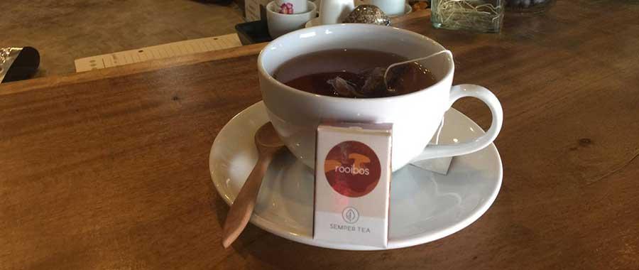 La alimentación consciente taza de te ecologico llena de vitalidad silvia bordon semper tea
