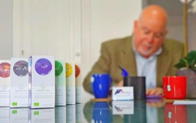 Tee fürs Büro Office – kleines Päckchen Wertschätzung im Meetingsraum