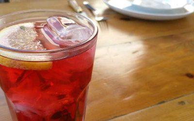 Infusiones frías para bares La Moda Saludable para verano 2019