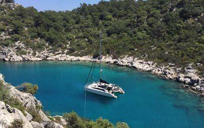 Tés e infusiones para Servicio Catering a bordo en barco y yate