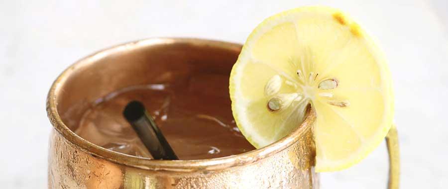 decora tu te frio con fruta semper tea te en piramide